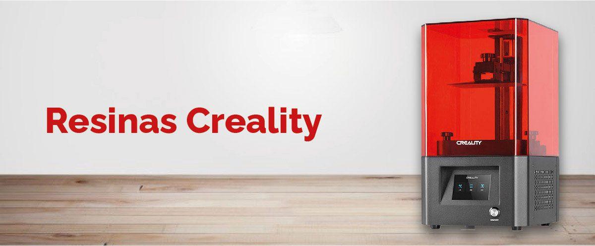 resinas creality