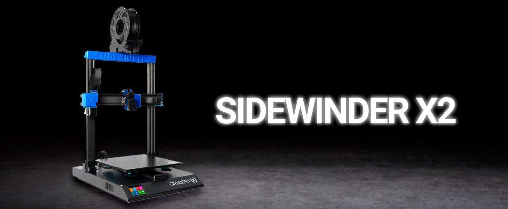 artilllery sidewinder x2